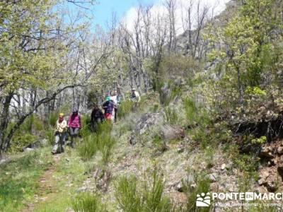 Ruta de Senderismo - Altos del Hontanar; actividades culturales en madrid